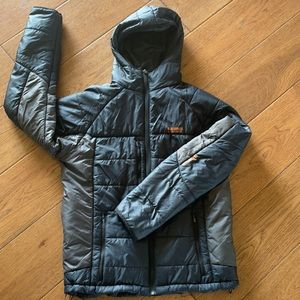 CRAGHOPPERS Bear Grylls puffy jacket with hood